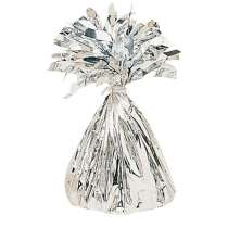 Pesetto in foil Silver