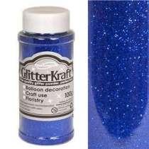 Glitter per Palloncini Blu