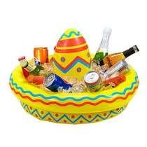 "Portabevande Sombrero gonfiabile ""Messico"""