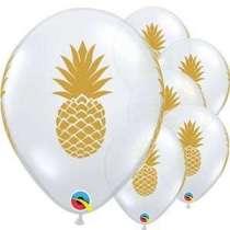 "11"" Golden Pineapple 25pz"
