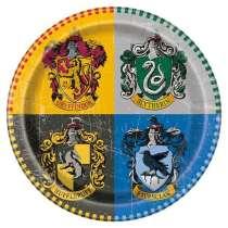 Piatto Grande Harry Potter 8pz