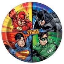 Piatto Grande Justice League 8pz
