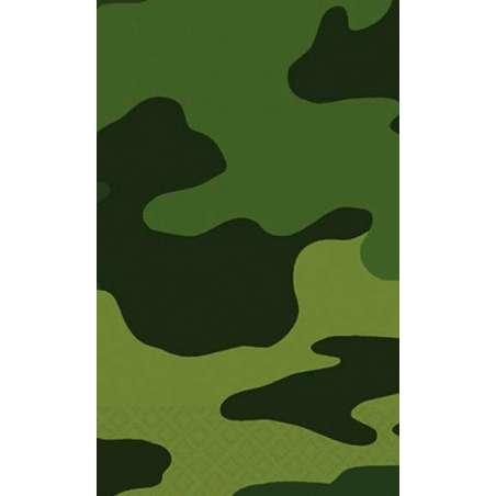 """Tovaglia Mimetico """"Camouflage"""" 1pz"""