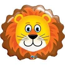 Palloncino Jumbo mylar Lovable Lion