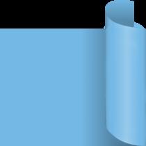 Vinile Adesivo Lucido Azzurro 30cmx5mt