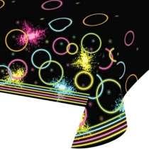 "Tovaglia ""Glow Party"" 1pz"