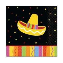 """Tovagliolino Messico """"Fiesta"""" 16pz"""