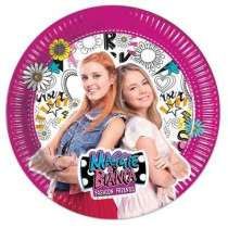 Piatto Grande Maggie and Bianca 8pz