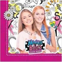 Tovagliolo Maggie and Bianca 20pz