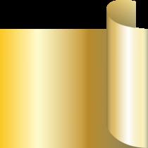 Vinile Adesivo Lucido Oro 30cmx5mt