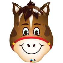 Palloncino Jumbo mylar Hilarious Horse