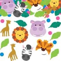 Confetti Animali della Giungla 14gr