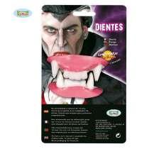 Dentiere Vampiro Conte Dracula 2pz