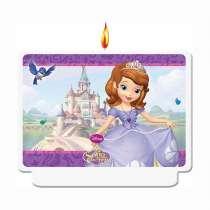 Candelina Principessa Sofia 1pz
