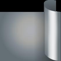 Vinile Adesivo Lucido Silver 30cmx5mt
