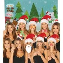 Christmas Photo Props 12pz