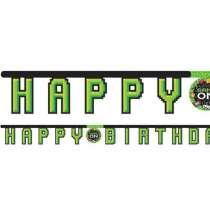 "Festone H.Birthday ""Game On"" 2.18MT"