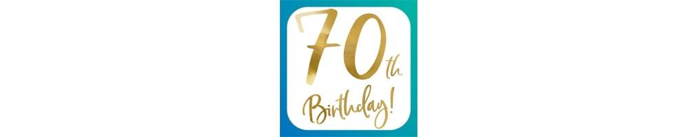 70 Anni in sù