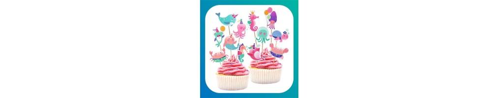 Picks e Topper Generici