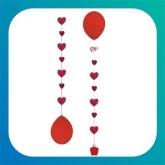 Decorazioni Verticali per Palloncini