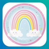 "Arcobaleno e Nuvole ""Rainbow & Cloud"""