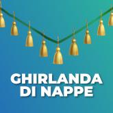 """Ghirlanda di Nappe """"Tassel Garland"""""""