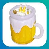 Portabibite gonfiabile