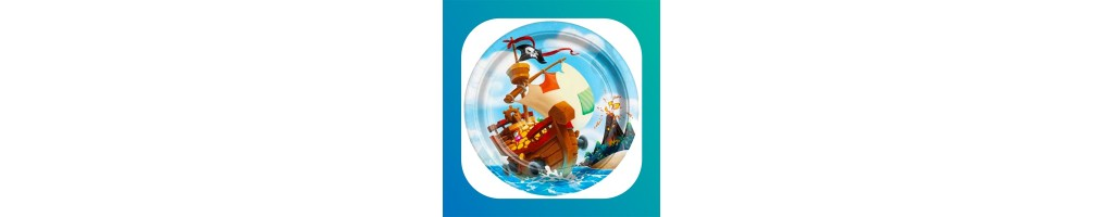 """Pirati """"Pirate Treasure"""""""