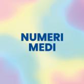 """Numeri Medi 14"""""""