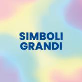 "Simboli Grandi 40"""