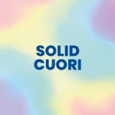 """Solid Color Heart """"Cuori"""""""