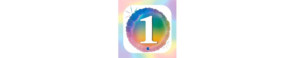 """18"""" Message """"H.B. Rainbow"""""""