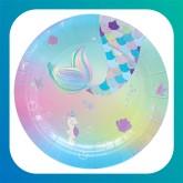 """Sirena """"Mermaid Soft Rainbow"""""""
