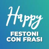 Festoni con Frasi