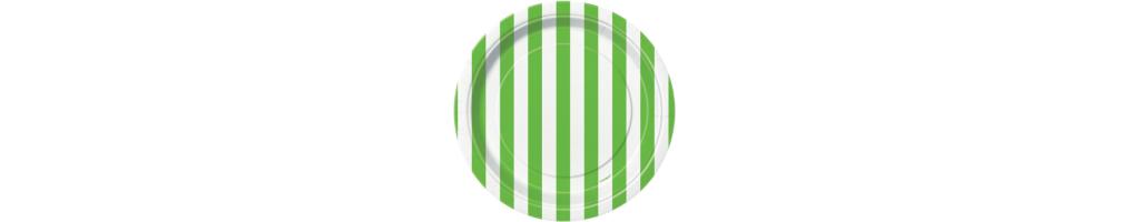 stripes verde mela