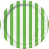 Strisce Verde Lime