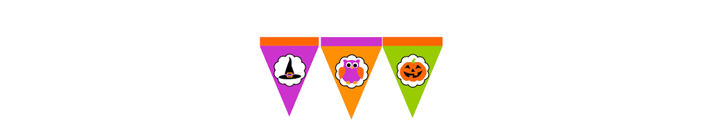 Addobbi e Festoni Halloween