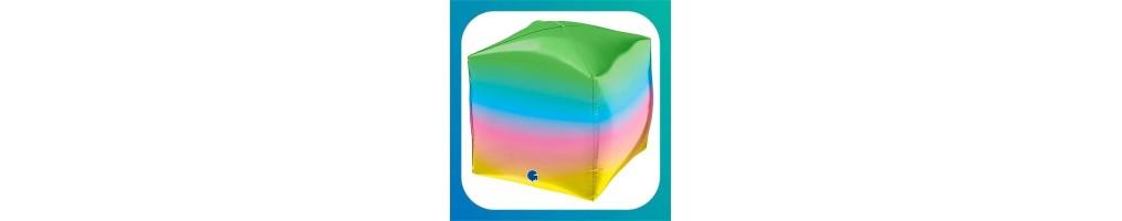 Orbz e Cubez monocolore