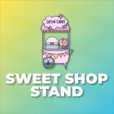 Sweet Shop Stand
