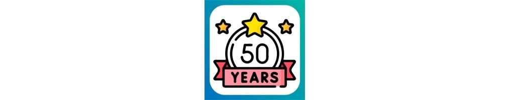 50° Anniversario