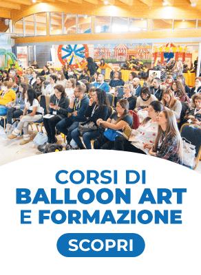 Corsi di Balloon Art